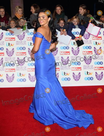 Alexandra Cane Photo - London UK Alexandra Cane at Pride of Britain Awards 2018 at the Grosvenor House Park Lane London on Monday 29 October 2018Ref LMK73-J2870-301018Keith Mayhew Landmark Media WWWLMKMEDIACOM  Georgia Toffolo
