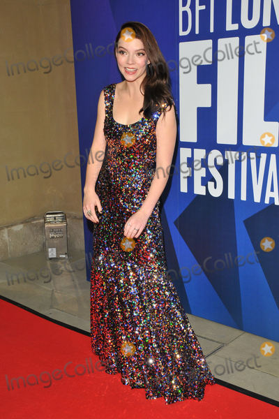 Anya Taylor-Joy Photo - London UK Anya Taylor-Joy at the 61st BFI London Film Festival Awards 2017 Banqueting House Whitehall London England UK on Saturday 14 October 2017Ref LMK315-J925-161017CAN NguyenLandmark MediaWWWLMKMEDIACOM