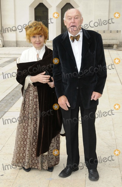 Timothy West Photo - London UK Prunella Scales and Timothy West at the Theatre Awards UK 2012 held at The Guildhall 28th October 2012Can NguyenLandmark Media