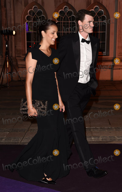 Alejandra Gutierrez Photo - London UK Alejandra Gutierrez and Jamie Murray  at The Wimbledon Champions Dinner held at The Guildhall Gresham Street London on Sunday 16 July 2017 Ref LMK392-S495-170717Vivienne VincentLandmark Media WWWLMKMEDIACOM