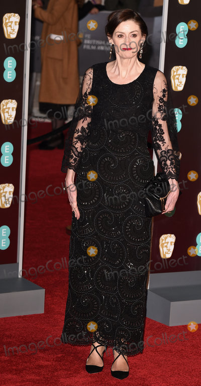 Amanda Berrie Photo - London UK Amanda Berry at The EE British Academy Film Awards held at The Royal Albert Hall on Sunday 18 February 2018 Ref LMK392 -J1596-190218Vivienne VincentLandmark Media WWWLMKMEDIACOM