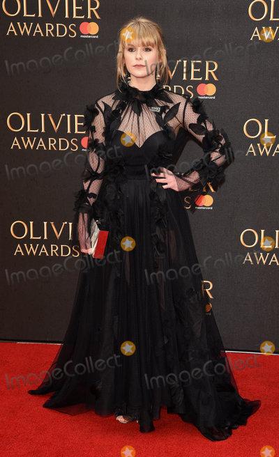 Hannah Arterton Photo - London UK Hannah Arterton at The Olivier Awards 2018 held at The Royal Albert Hall Kensington Gore South Kensington London on Sunday 8 April 2018Ref LMK392-J1868-090418Vivienne VincentLandmark Media WWWLMKMEDIACOM