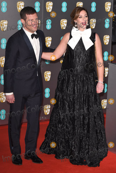 Dermot OLeary Photo - London UK Dermot OLeary Dee Koppang at the 73rd British Academy Film Awards held at The Royal Albert Hall South Kensington on Sunday 2 February 2020 Ref LMK392 -J6086-030220Vivienne VincentLandmark Media WWWLMKMEDIACOM