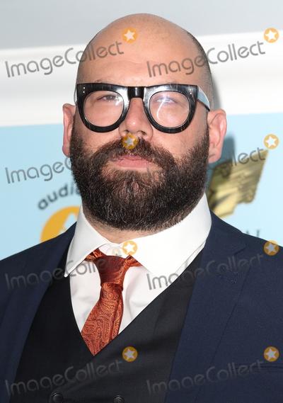 Tom Davis Photo - London UK Tom Davis  at the Royal Television Awards 2018 at the Grosvenor House Park Lane London on Tuesday March 20th 2018Ref LMK73-J1754-210318Keith MayhewLandmark MediaWWWLMKMEDIACOM