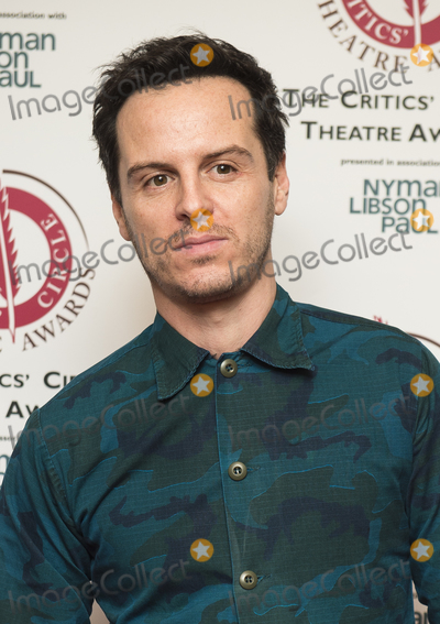 Andrew Scott Photo - London UK Andrew Scott attends the Critics Circle Theatre Awards Prince of Wales Theatre London UK - 30 Jan 2018Ref LMK386-J1480-310118Gary MitchellLandmark MediaWWWLMKMEDIACOM