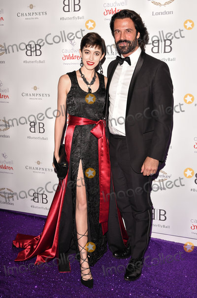 Christian Vit Photo - London UK Chanel Joan Elkayam Christian Vit  at The Caudwell Children Butterfly Ball held at Grosvenor House Park Lane London on Thursday 13 June 2019Ref LMK392-J5049-140619Vivienne VincentLandmark Media WWWLMKMEDIACOM