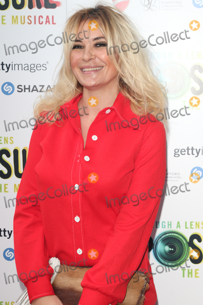 Kierston Wareing Photo - LondonUK Kierston Wareing at Exposure the Musical Life Through a Lens Gala performance at the St James Theatre London 4th August 2016 RefLMK73-61248-050816  Keith MayhewLandmark Media WWWLMKMEDIACOM