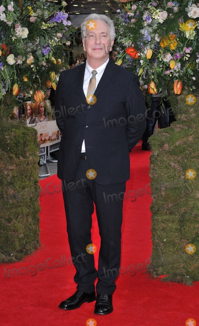 Alan Rickman Photo - London UK  130415Alan Rickman at the A Little Chaos UK film premiere held at the Odeon Kensington Cinema Kensington High Street13 April 2015Ref LMK315-50947-140415Can NguyenLandmark MediaWWWLMKMEDIACOM