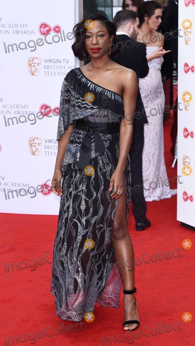 Nikki Amuka-Bird Photo - London UK Nikki Amuka-Bird at The Virgin TV British Academy (BAFTA) Television Awards 2017 held at The Royal Festival Hall Belvedere Road London on Sunday 14 May 2017Ref LMK392 -J280-150517Vivienne VincentLandmark Media WWWLMKMEDIACOM