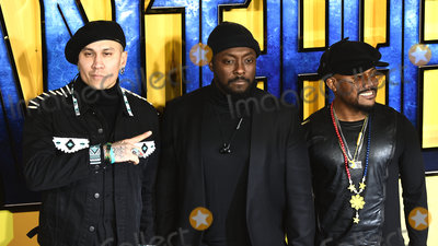 apldeap Photo - London UK Taboo WillIAm and apldeap at The European Premiere of Black Panther held at Eventim Apollo Hammersmith London on Thursday 8 February 2018Ref LMK392 -J1536-090218Vivienne VincentLandmark Media WWWLMKMEDIACOM