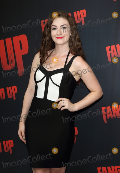 Amber Thorne Photo - Los AngelesCAUSA Amber Thorne  at the Fanged Up UK Premiere at Prince Charles Cinema 25 July 2018RefLMK73-S1560-260718Keith MayhewLandmark MediaWWWLMKMEDIACOM