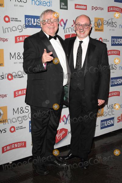 Christopher Biggins Photo - London UK Christopher Biggins and partner Neil at Attitude Magazine Awards 2014  held at Banqueting House Whitehall London on October 13th 2014Ref LMK73-49812-141014Keith MayhewLandmark Media WWWLMKMEDIACOM