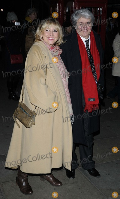 TOM CONTI Photo - London UK   Tom Conti and wife Kara Wilson    at the English National Ballet Christmas Party The Nutcracker  at the St Martins Lane Hotel and the Coliseum London 13th December 2012 Can NguyenLandmark Media