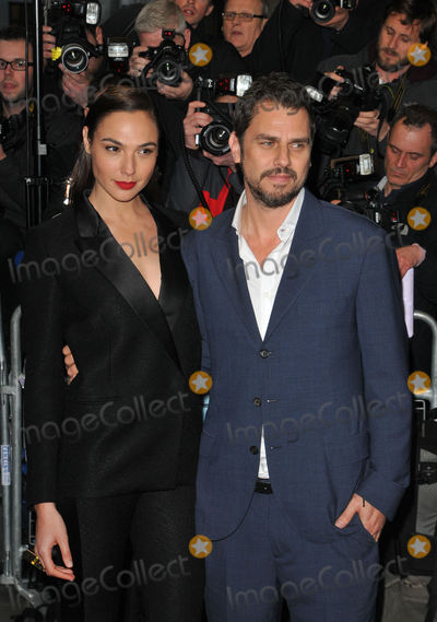 Ariel Vromen Photo - London UK Gal Gadot  Ariel Vromen at  the Criminal UK film premiere Curzon Mayfair cinema Curzon Street London UK on Thursday 07 April 2016Ref LMK315-60168-080416Can NguyenLandmark Media WWWLMKMEDIACOM
