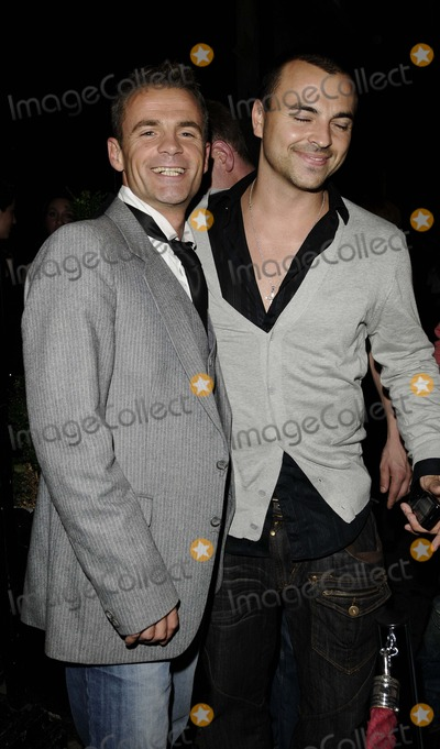 Andy Scott Photo - LondonUK Julian Bennett and Andy Scott-Lee   at the Miss England 2008 final after party at the Studio Valbonne Bar and nightclub 18th July 2008 Can NguyenLandmark Media