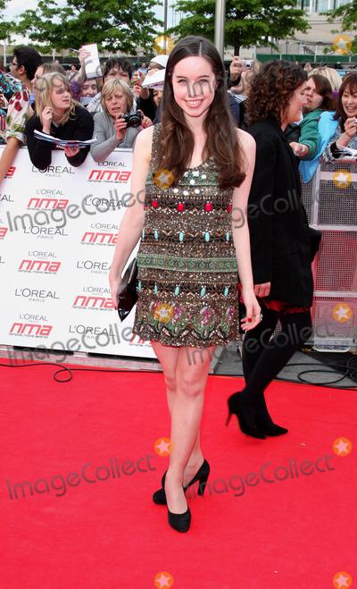 Anna Popplewell Photo - London UK Anna Popplewell at the National Movie Awards held at Wembley Arena11 May 2011Keith MayhewLandmark Media