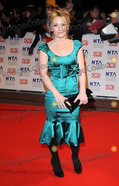 Lucy Speed Photo - London UK  Lucy Speed at the National Television Awards held at the O2 Arena 20 January 2010Eric BestLandmark Media