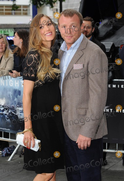 GUY RICHIE Photo - London UK  180712Guy Richie and Jacqui Ainsley at the European premiere of the film The Dark Knight Rises held at the Odeon Leicester Square18 July  2012Landmark Media WEB AND DIGITAL USES WILL BE CHARGED ADDITIONAL FEES