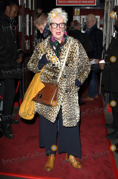 Jenny Eclair Photo - LondonUK  Jenny Eclair at the Musik Press Night held at Leicester Square Theatre Leicester Square 11 February 2020Ref LMK73-MB6000-120220Keith MayhewLandmark Media WWWLMKMEDIACOM
