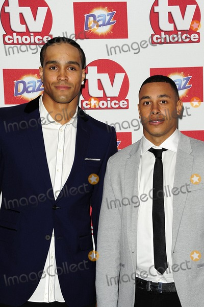 Ashley Banjo Photo - London UK Ashley Banjo at the TV Choice Awards - sponsored by Daz - Inside Arrivals at the Dorchester Hotel Park Lane 10th September 2012SydLandmark Media