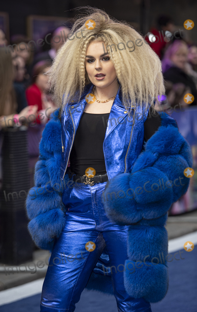 Tallia Storm Photo - London UK Tallia Storm at the Onward UK Premiere at The Curzon Mayfair on February 23 2020 in London EnglandRef LMK386-J6267-250220Gary MitchellLandmark MediaWWWLMKMEDIACOM