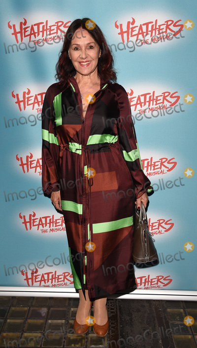 Arlene Phillips Photo - London UK Arlene Phillips at Heathers The Musical Gala Night held at The Theatre Royal Haymarket London on Friday 14  September 2018Ref LMK392-S1750-150918Vivienne VincentLandmark Media WWWLMKMEDIACOM