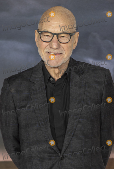 Gary Mitchell Photo - London UK  Sir Patrck Stewart  at the European Premiere of Amazon Original Star Trek Picard at Odeon Luxe Leicester Square on January 15 2020 in London EnglandRef LMK386-J6033-160120Gary MitchellLandmark MediaWWWLMKMEDIACOM