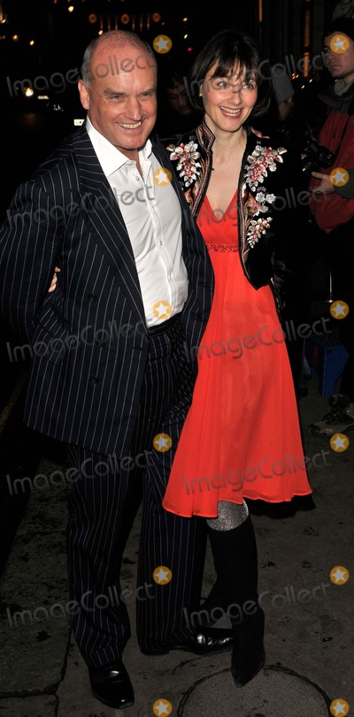 Nicholas Coleridge Photo - LondonUK  Conde Nasts  Managing Director for their British magazine titles  (Vogue GQ Tatler etc) Nicholas Coleridge with wife Georgia at the joint SpectatorGQ Magazine sponsored party to celebrate the 200th anniversary of Politics Meets Style   Browns Hotel  Albermarle Street 2nd December 2008 SydLandmark Media