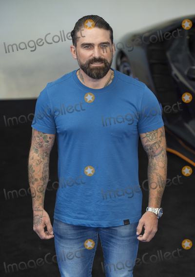 Ant Middleton Photo - London UK Ant Middleton  at Transformers The Last Knight - Global Film Premiere at Leicester Square London on Sunday June 18th 2017Ref LMK386-J464-190617Gary MitchellLandmark MediaWWWLMKMEDIACOM
