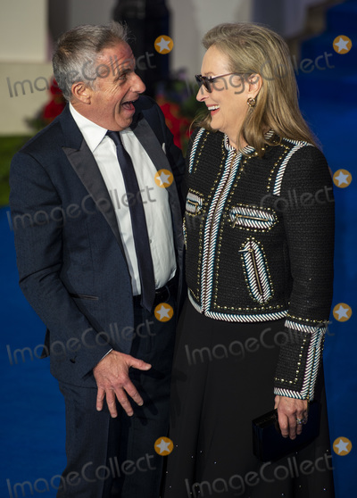 Albert Hall Photo - London UK Marc Platt and Meryl Streep  at the European Premiere of Mary Poppins Returns at Royal Albert Hall on December 12 2018 in London EnglandRef LMK386-J4041-131218Gary MitchellLandmark MediaWWWLMKMEDIACOM
