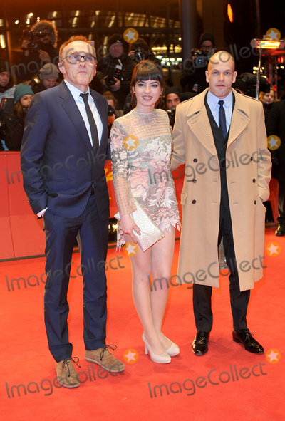 Anjela Nedyalkova Photo - Berlin Germany  Danny Boyle Anjela Nedyalkova and Jonny Lee Miller     at  T2 Trainspotting 2  premiere  at 67th Annual Berlinale International Film Festival   10th February 2017  Ref LMK200-62787-150217Landmark MediaWWWLMKMEDIACOM