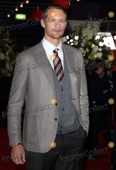 Alexander Skarsgard Photo - LondonUK  Alexander Skarsgard at the The Aftermath World Premiere at the Picturehouse Central Shaftesbury Avenue and Great Windmill Street London on Monday 18th February 2019RefLMK73-21600-190219Keith MayhewLandmark MediaWWWLMKMEDIACOM