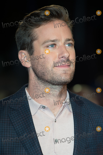 Armie Hammer Photo - London UK  Armie Hammer at  the Mayor of London Gala UK Premiere for Call Me By Your Name at The 61st BFI London Film Festival at Odeon Leicester Square London England UK on Monday 9 October 2017Ref LMK370-J882-101017Justin NgLandmark MediaWWWLMKMEDIACOM