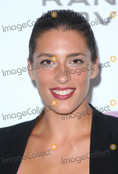 Andrea Petkovic Photo - London UK Andrea Petkovic at  the WTA Tour Pre-Wimbledon Party at The Roof Gardens Kensington London 16th June 2011Eric BestLandmark Media