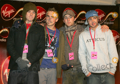 Harry Judd Photo - London UK Danny Jones Dougie Poynter Tom Fletcher and Harry Judd of McFly at the Launch Day for Virgin Media Ltd after the merger of NTL Telewest and Virgin Mobile at Covent Garden in London 8th February 2007Keith MayhewLandmark Media