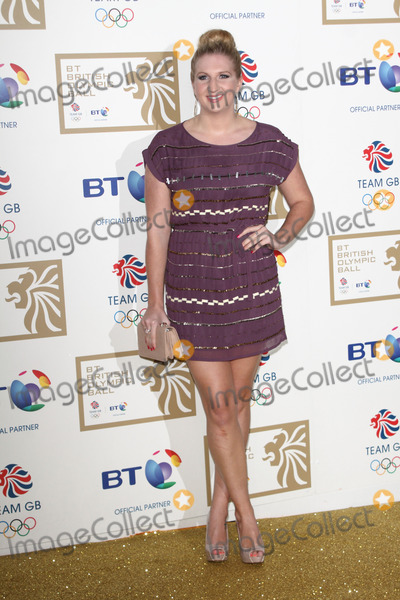 Rebecca Adlington Photo - LondonUK Rebecca Adlington   at the  BT British Olympic Ball at the Grosvenor House Hotel Park Lane London 30th November 2012 Keith MayhewLandmark Media