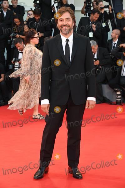 Javier Bardem Photo - VeniceItaly Javier Bardem  at the Mother premiere  at the 74th Venice Film Festival 5th September 2017  RefLMK200-S651-060917Landmark MediaWWWLMKMEDIACOM