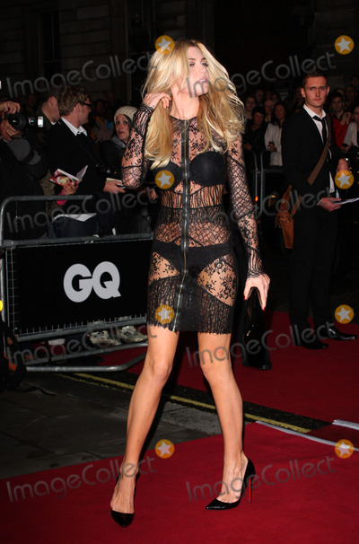 Abbi Clancy Photo - London UK  Abbie (Abigail)  Clancy  at the GQ magazine Men of the Year Awards  Royal Opera House  6th September 2011  Keith MayhewLandmark Media