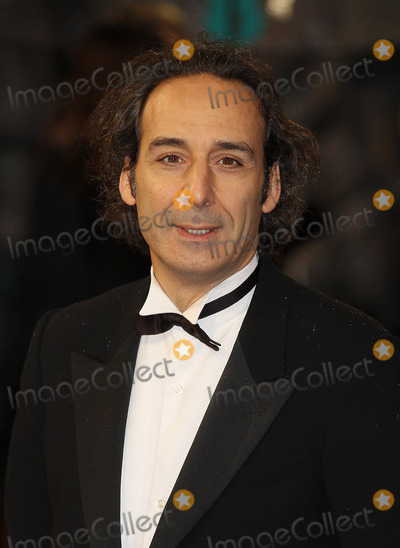 Alexandre Desplat Photo - London UK  Alexandre Desplat     at  the EE British Academy Film Awards (BAFTAs) at the Royal Opera House in London10th February 2013J AdamsLandmark Media