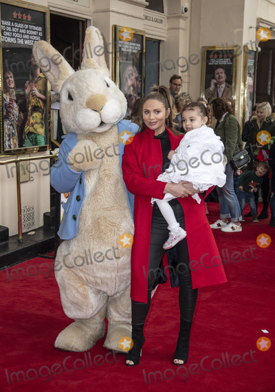 Peter Rabbit Photo - LondonUK  Amy Childs  at the Gala Performance of Where is Peter Rabbit at the Theatre Royal HaymarketApril 9 2019 Ref LMK386-MB4000-090419WWWLMKMEDIACOM Gary Mitchell  Landmark Media