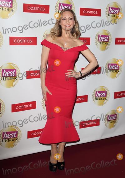 Kristina Rihanoff Photo - London UK Kristina Rihanoff  at The Best Heroes Awards 2019 at The Bloomsbury Hotel London on October 15th 2019Ref LMK73-J5617-161019Keith MayhewLandmark MediaWWWLMKMEDIACOM