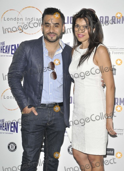 Ameet Chana Photo - London UK Ameet Chana  guest  at the London Indian Film Festival  Million Dollar Arm UK film premiere Cineworld Shaftesbury Avenue  on Monday July 14 2014 in London England UK Ref LMK315-49077-150714Can NguyenLandmark Media WWWLMKMEDIACOM