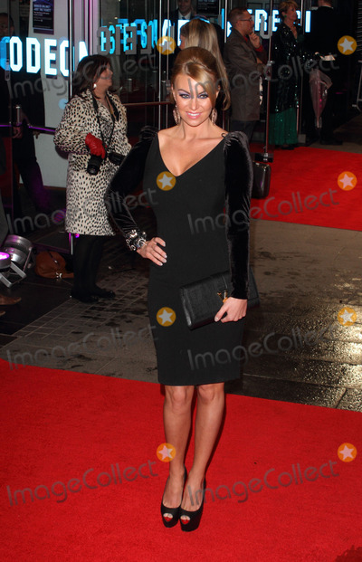Billie Mucklow Photo - London UK Billi Mucklow   at the World Premiere of   Run For Your Wife at the Odeon Leicester Square London  5th February 2013Keith MayhewLandmark Media