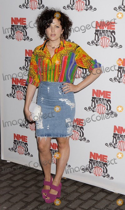 Annie Mac Photo - London UK Annie Mac   at the NME Awards 2012  02 Brixton AcademyLondon 29th February 2012J AdamsLandmark Media