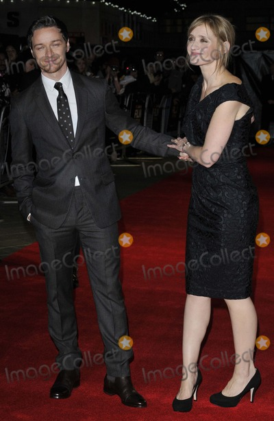 Anne-Marie Duff Photo - LondonUK James McAvoy  Anne-Marie Duff attend  the  The Disappearance of Eleanor Rigby  official screening 58th LFF day 10 Odeon West End cinema Leicester Square 17th October 2014RefLMK315-49845-181014Can NguyenLandmark MediaWWWLMKMEDIACOM