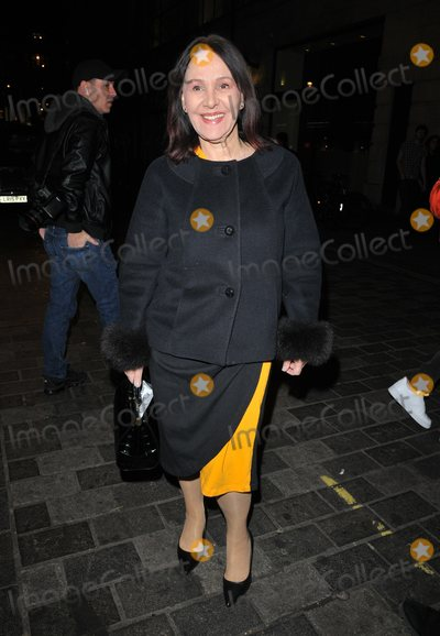 Arlene Phillips Photo - London UK Arlene Phillips at the Heartbeat of Home musical press night The London Palladium Argyll Street London England UK on Friday 22nd February 2019  RefLMK315-S2190-240219 Can NguyenLandmark Media WWWLMKMEDIACOM