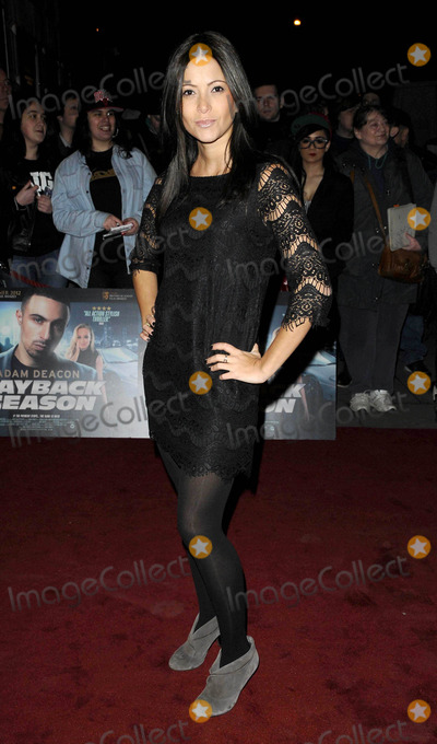 Anouska Mond Photo - London UK Anouska Mond at the Payback Season UK film premiere held at Odeon Covent Garden cinema 6th March 2012Can NguyenLandmark Media