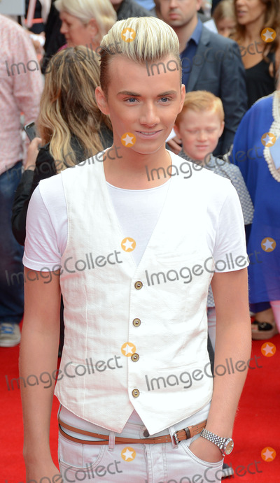 Harry Derbridge Photo - London UK Harry Derbridge  at The World Premiere of Pudsey The Dog Movie at Vue West End Leicester Square London on 13th July 2014  Ref LMK392 -49053-140714Vivienne VincentLandmark Media WWWLMKMEDIACOM