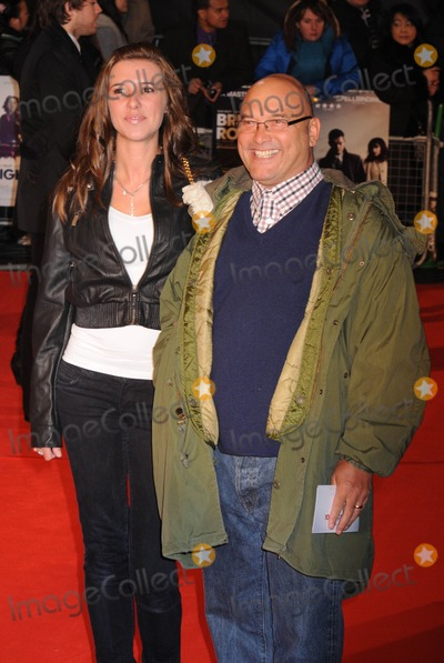 Greg Wallace Photo - London UK Greg Wallace at the European Premiere of Brighton Rock at the Odeon West End Leicester Square 1st February 2011Matt LewisLandmark Media