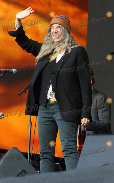 Patti Smith Photo - LondonUK   Patti Smith at the Barclaycard British Summertime Festival - Day One - at Hyde Park London 1st July 2016  RefLMK73-60792-020716  Keith MayhewLandmark MediaWWWLMKMEDIACOM